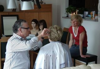 Hairstudio Luc - Opname tv